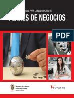 Manual Para Realizar Planes de Negocios