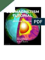 Geomagnetism Tutorial