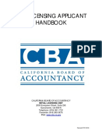 CPA Application Booklet
