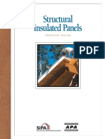 OSB - Product Guide - Structural Insulated Panels (SIPs) (APA)