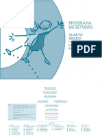 PROGRAMA DE ESTUDIOS DE LENGUAJE
