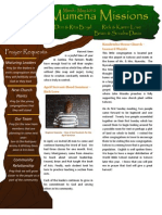 Team Newsletter 2010-03 - 2010-05