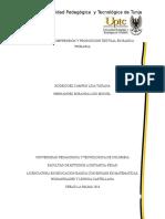 Unidad 2 La Comprensión y Produccion Textual en Basica Primaria