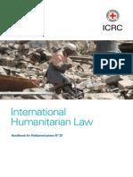 IPU - International Humanitarian Law - Handbook for Parliamentarians N° 25 - 2016