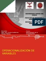 04 Operacionalizacion de Variables
