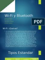 Wi Fi y Bluetooth