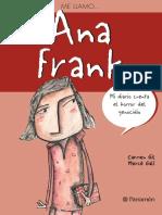 Ana Frank Cuento