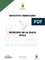 Estatuto Tributario Definitivo. 2015