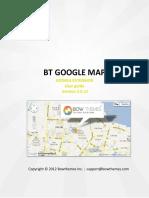BT Google Map User Manual v2.0