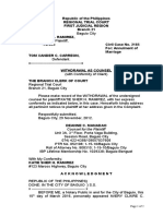25. Affidavit of Withdrawal As Counsel.docx