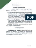 17. Affidavit of Transferee.docx