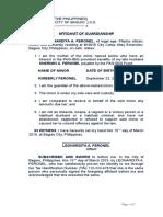 10. Affidavit of Guardianship.docx