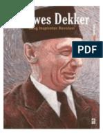 Douwes Dekker Cover