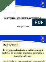 Clasificación de Los Productos Refractarios Usach