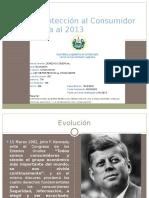 Derecho Administrativo I,Trabajo, 3a. Unidad,Ley de Protección Al Consumidor,Mayo 12,2014