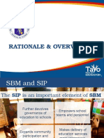 Rationale and Overview