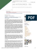 Hidrovias Interiores - Rs_ Dragagem - Conceitos Básicos
