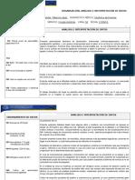 Organizacion de Datos PAE