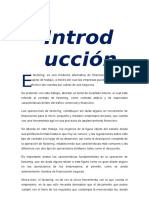 Factoring y Underwriting