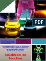 1.Manual Toxicidades - Depto. Bioquímica - USAC