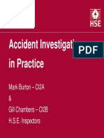 Accident Investigations1