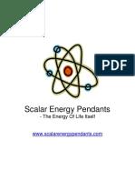Scalar Energy Pendants v2