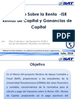 6 Rentas de Capital