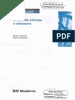 Ensino de Ciencias e Cidadania Parte 2 [7752]
