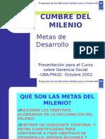 Metas Del Milenio Pablo Vinocur (1)