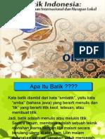 Batik Indonesia