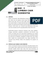 Bab 3 Limbah Cair