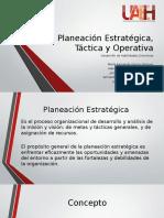 Planeación Estratégica Táctica y Operativa