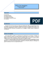 php et les templates