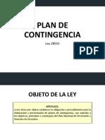 Plan de Contingencia 2