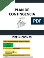 Plan de Contingencia 3