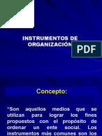 3. El Organigrama
