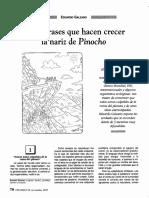 Galeano Ecologia