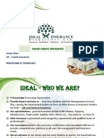 Credit Insurance PPT/document/pdf
