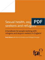 Sexual Health Asylum Seekers and Refugees
