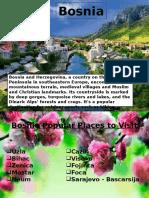Apply for Bosnia Visit or Tourist Visa