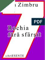 CArtEsenta Nr. 7 Ion Zimbru - Rochia Fara Sfarsit
