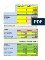 Tutoria Costos II Presupuesto Maestro