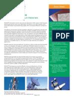 Thermal Conductivity Value of Ro4000 Laminates Data Sheet