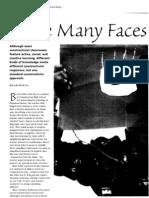 Perkins-The Many Faces of Constructivism