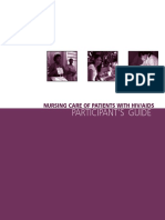 Nursing Care of Patients With HIV-AIDS (Participants Guide)
