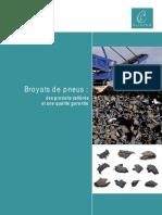 Broyats de Pneus - Qualité Garantie