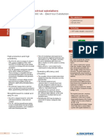 ITYS ES - Solutions for Electrical Substation