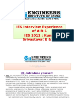 iesinterviewexperienceofair-1kunalsrivastava-141214055654-conversion-gate01.pptx