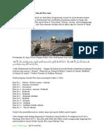 Cara Mendaftar Di Paket Umroh Plus Aqsa