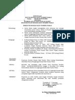 SK Tentang Identifikasi Pasien 2015